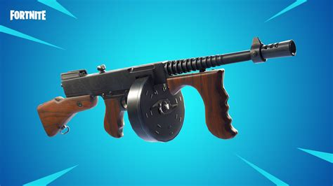 fortnite update  adds smg removes tactical smg