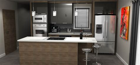 plan en 3d cuisine plan de cuisine en 3d