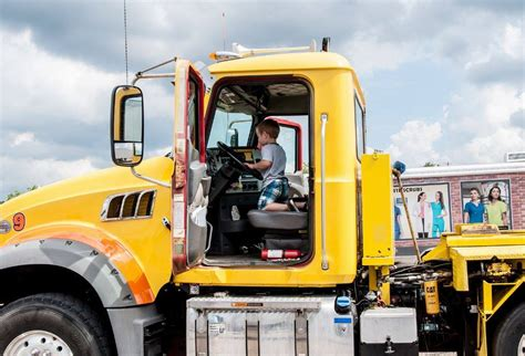 Touch A Truck Event  Thrifty Minnesota