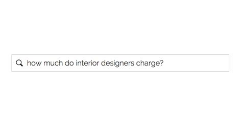 how much do designers make how much do interior designers charge for a remodel design