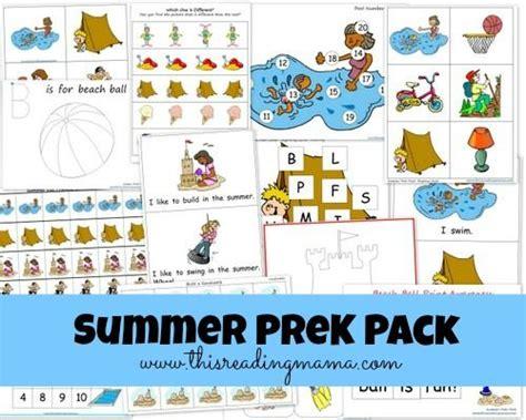 Free Summer Printable Pack  Prek  Ultimate Homeschool Board  Preschool Learning, School Fun