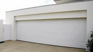 prix d39une porte de garage sectionnelle cout moyen With porte garage motorisée prix