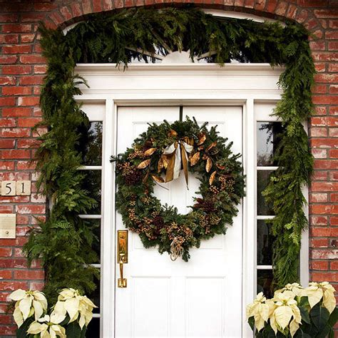 Draußen Weihnachten by Weihnachtsdekoration Drau 223 En Schm 252 Cken Sie Ihren