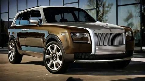 First Look! 2019 Rolls Royce Cullinan Review Youtube