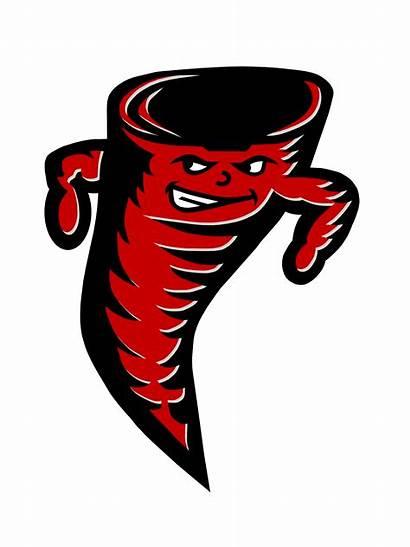 Clearwater Tornadoes Mascot Clipart Tornado Transparent Logos