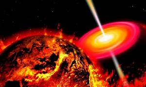 Solar eclipse could cause Planet X to crash into Earth ...