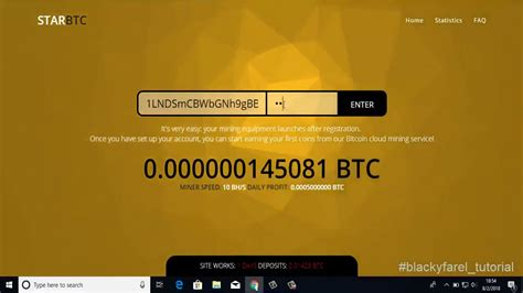 We added the most popular currencies and cryptocurrencies for our calculator. Free Bitcoin Mining 2019 Minimum Speed 10 BHS Earn Up 0.005 BTC - YouTube