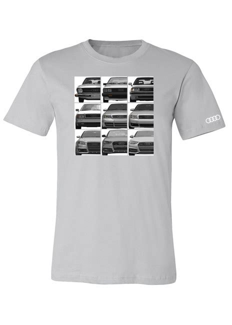 Audi S4 Als Geschenk by New Audi Collection Tees Quattroworld