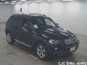 Bmw X5 2007 : 2007 bmw x5 black for sale stock no 40492 japanese used cars exporter ~ Voncanada.com Idées de Décoration