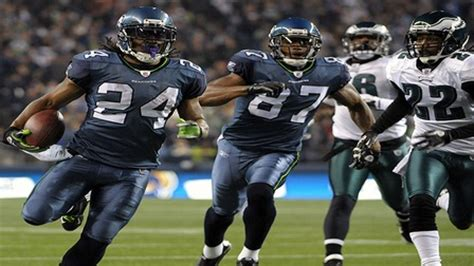 eagles  seahawks highlights nfl