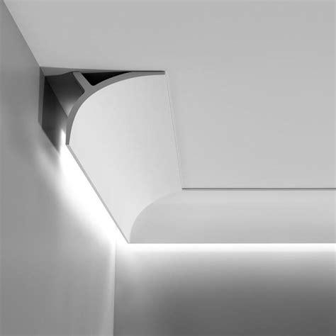 corniche moulure de plafond axxent orac decor pour eclairage indirect c991 great home design