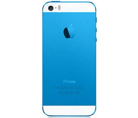iphone 5s back housing color conversion blue