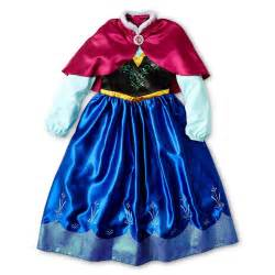 Disney Frozen Anna Of Arendelle Dress- Size 7 8