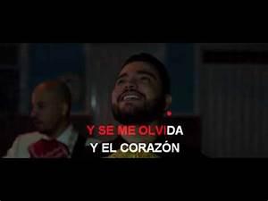 Karaoke Dulce Pecado Jessi Uribe - YouTube