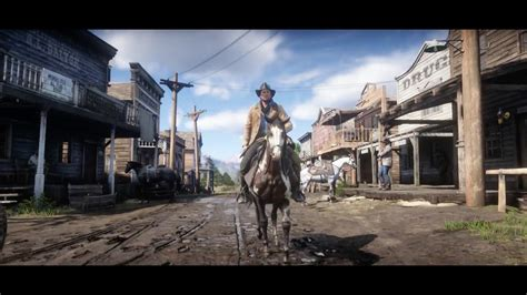 Red Dead Redemption 2 Trailer Breakdown Arthur Morgan