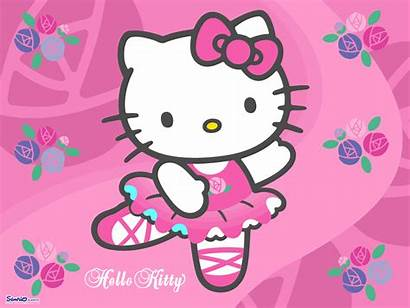 Kitty Hello Ballerina Wallpapers Stuff Fun