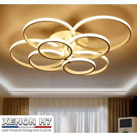 lustre led de salon moderne luminaire d 39 intérieur
