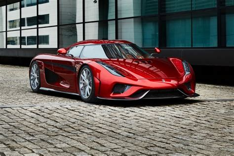 Six Of The Fastest Cars In The World Right Now