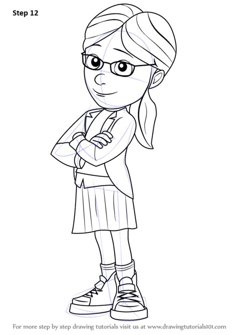learn   draw margo  despicable  despicable  step  step drawing tutorials