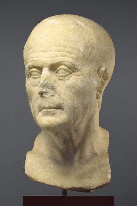 Portrait Head of an Old Man (Getty Museum)