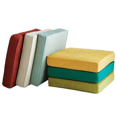 Settee Seat Cushions by New Seat Cushions For Sofa Replacement Feather Foam Sofa