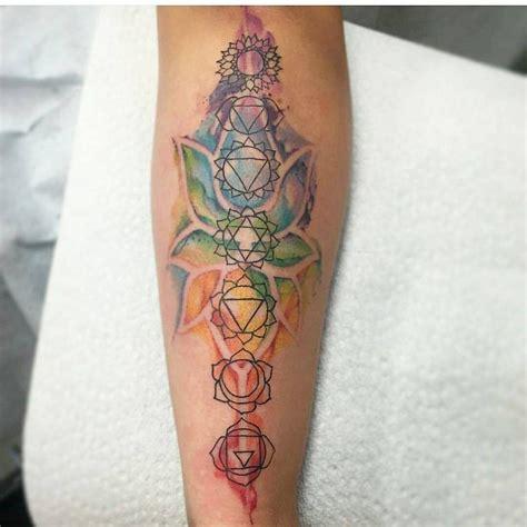 spirituelle symbole tattoos chakra tattoo3 tatouage id 233 es de tatouages et idee