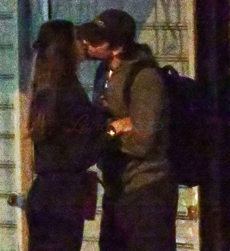First Photos Of Bradley Cooper And Irina Shayk Making Out