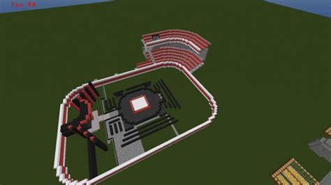 Minecraft Wwe Raw 2014 Arena Minecraft Project