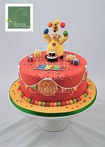 Decor Gateau Anniversaire : childrens birthday cake clown gateau d 39 anniversaire pour ~ Melissatoandfro.com Idées de Décoration