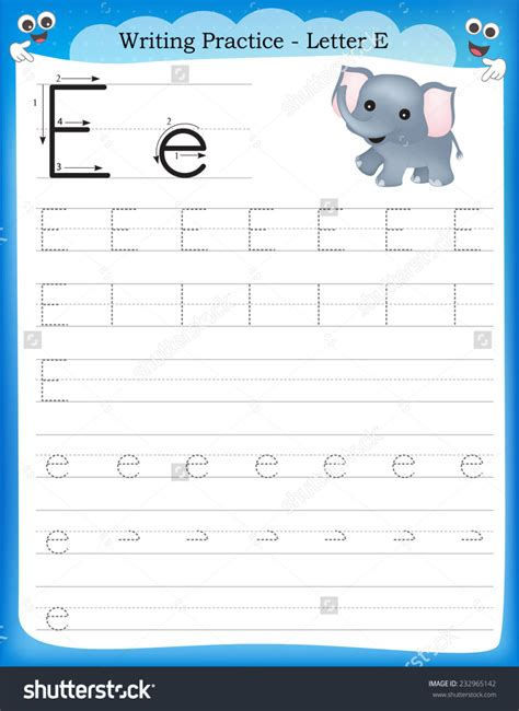 save to a lightbox homework sheets writing practice