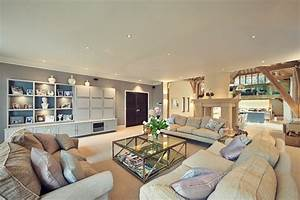 Barn conversion with style - Country - Living Room - Kent
