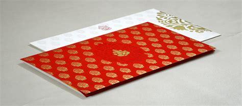 simple indian wedding cards design