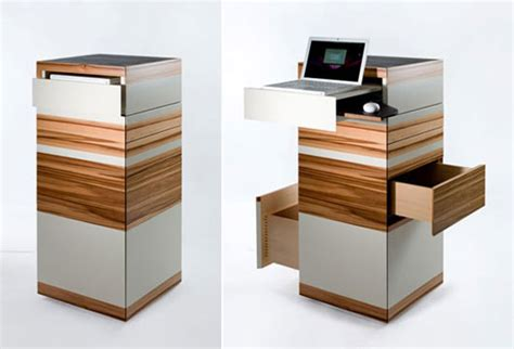 laptop tower modular office furniture for small space