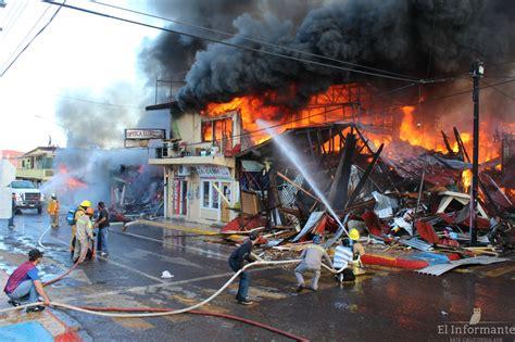 Incendio En Santa Rosalía Inició En Una Tortería El