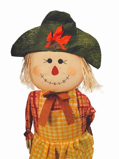 Scarecrow Isolated Transparent Background