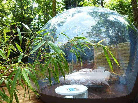 chambres bulles bulle en haute vienne hotels insolites com
