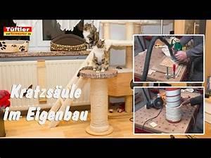 Katzenspielzeug Selber Machen Karton : kratzs ule f r katzen selbst gebaut online sisal rechnertueftler und ~ Frokenaadalensverden.com Haus und Dekorationen