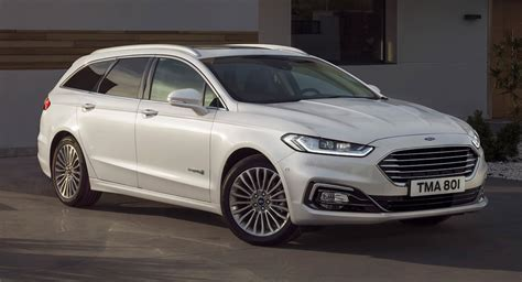 2020 Ford Mondeo 2020 ford mondeo facelift unveiled with wagon hybrid