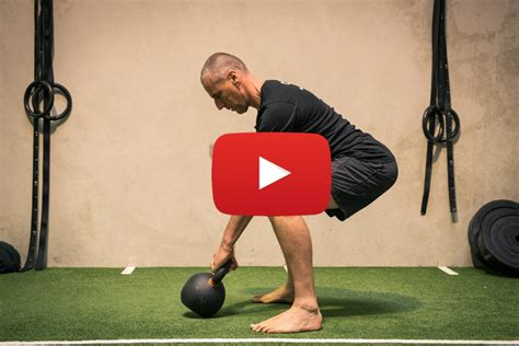 kettlebell lower swings hurt