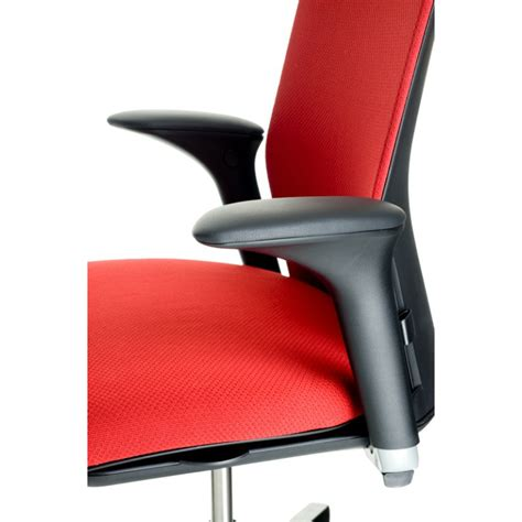 1020f Office Chair With Floating Tilt, No Arms With