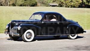 Lincoln Zephyr 1941 Coupe