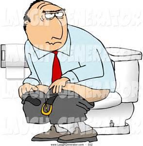 Funny Toilet Clip Art