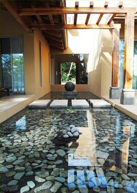 Homes With Indoor Ponds by 20 Wonderful Indoor Ponds Home Design And Interior