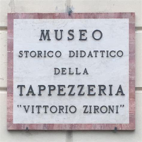 Museo Della Tappezzeria by Museo Della Tappezzeria E Villa Spada Tesori Nascosti Per