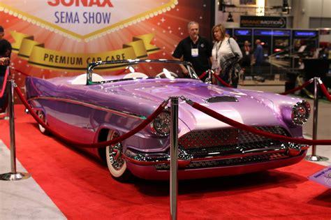 top custom cars  hot rods  sema show