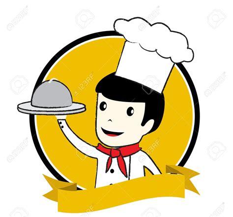 commi de cuisine chef logo clipart 71