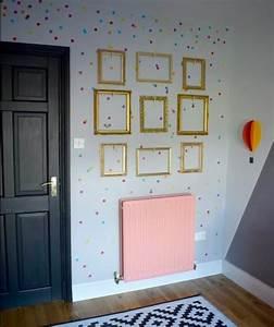 Cadre Deco Noir Et Blanc : 1001 id es originales de d co avec cadres vides ~ Melissatoandfro.com Idées de Décoration