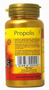 Bee Health Propolis 1000mg X 90 Capsules