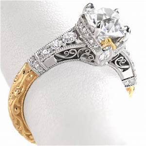 Vintage antique engagement rings in dallas for Wedding rings dallas texas