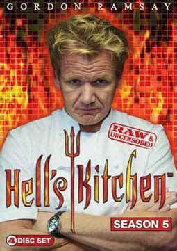 hell s kitchen season 4 hell s kitchen season 5 4 dvd 2011 television on